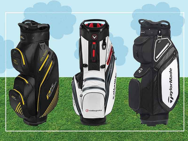 Túi đựng gậy golf có bánh xe với nhiều mẫu mã khác nhau