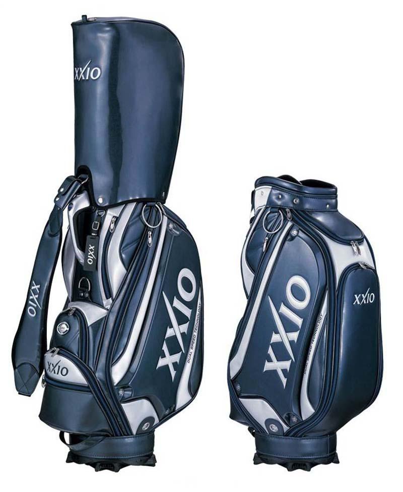 Các mẫu túi golf XXIO được thiết kế đẹp mắt, tính ứng dụng cao
