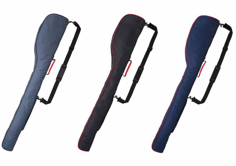 Túi gậy tập mini TaylorMade KL989khá đơn giản nhưng đầy tinh tế