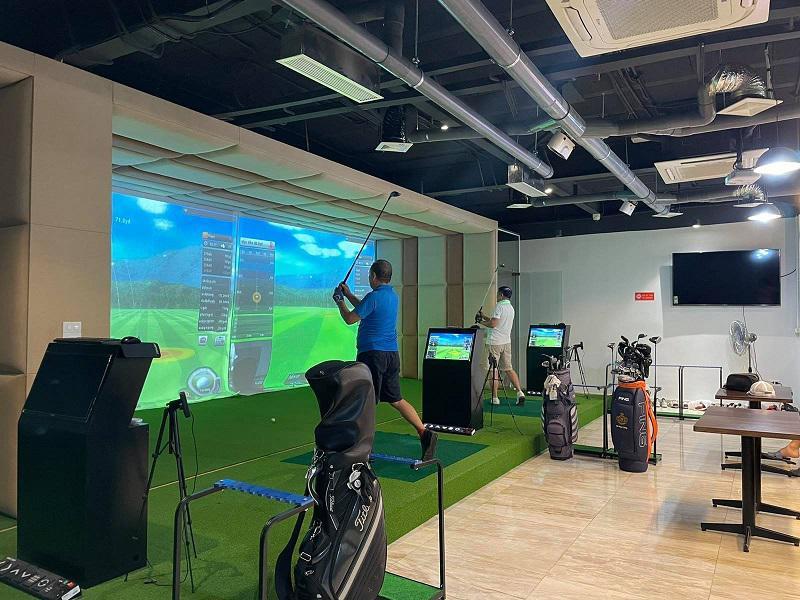 Để có một phòng golf 3D chất lượng, cần lựa chọn đơn vị thi công uy tín