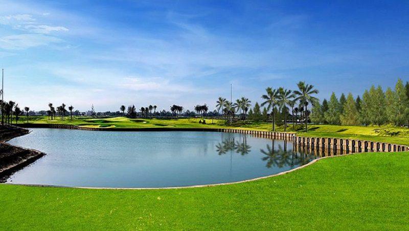 Sân golf phong cách truyền thống của BRG Đà Nẵng nổi danh với cái tên The Dunes