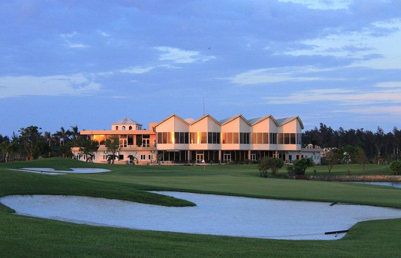 Tòa nhà tiện ích Club House