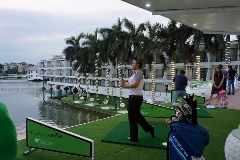 Sân tập golf BRG Golf Center