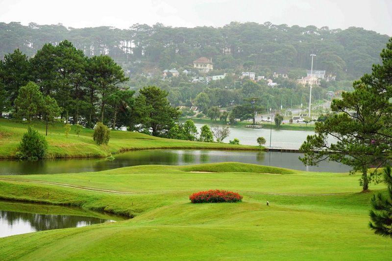 Tổng quan sân golf Mường Thanh Diễn Lâm