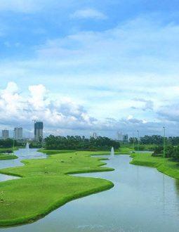 Sân tập golf Ciputra hứa hẹn sẽ là điểm dừng chân lý tưởng cho du khách nghỉ ngơi, tránh xa những mệt mỏi, căng thẳng ngoài cuộc sống.